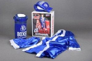 Набор боксерский №1 , подарочная упаковка кор. 34*27*17 см