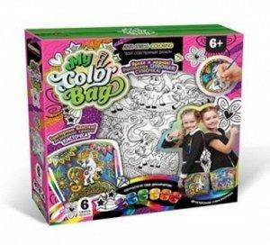 Набор креативного творчества My Color Bag Сумка-раскраска Пони