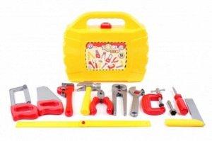 Набор инструментов в чемоданчике 26*22 см