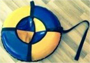 Санки-ватрушка  надувные (тюбинг)  d-60 см. до 25 кг.