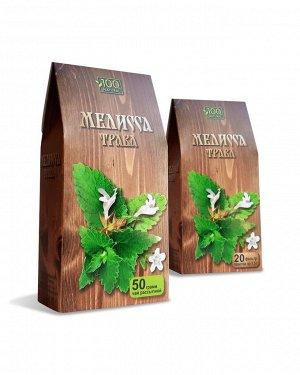 Напиток чайный Мелисса трава 50 гр.