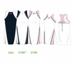 Спортивное платье EA 7 Армани ss2020