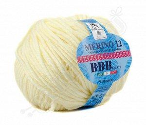 MERINO 12 (9940) бледно-желтый