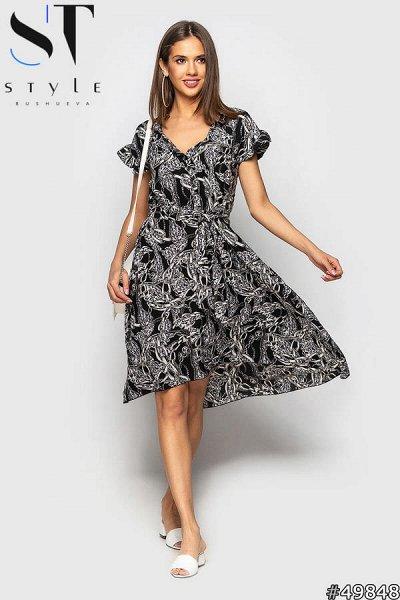 ST STYLE🌸 NORM SIZE  весна-лето 2021 — Платья. Весенняя коллекция — Повседневные платья