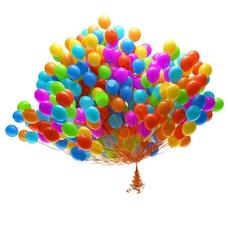 ❗❗Праздник на ура.❗❗Елочные украшения. — Размеры и описание воздушных шаров — Праздники