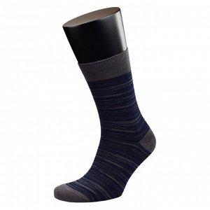 *Носки КБ-01, графит/синий