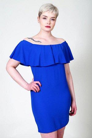 Платье П 21-С (Синий)