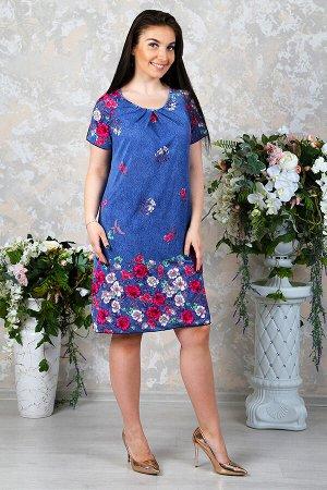 Женское платье Бэль-Д (Джинса)