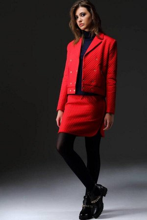 Куртка женская Красный