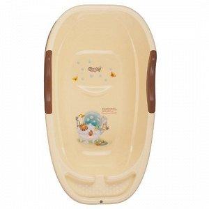 Ванна Ванна детская 25,0л POLLY. Размер изделия: 750х415х245 мм. Цена за 1 шт. Для купания малыша нужна особая ванночка, это знает каждый заботливый родитель. Для того, чтобы купание было веселым и ко