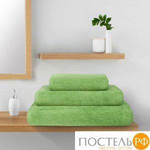 Полотенце махровое Guten Morgen, цвет: Пикантный зеленый 70х140 см 1 сорт