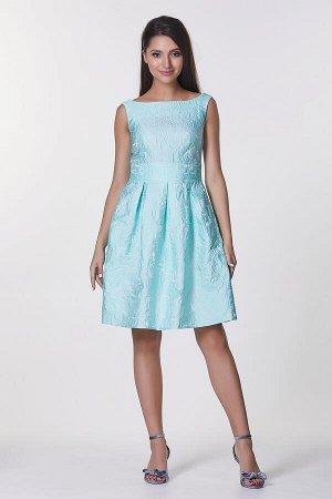 Платье Стрекоза №5. Цвет:мятный