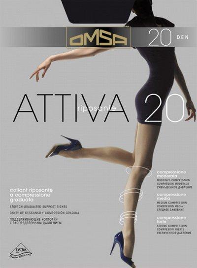 Любимые колготки.Sisi, Omsa, Filadoro, Minimi.  — Omsa - новинка Attiva Plus Size — Колготки, носки и чулки
