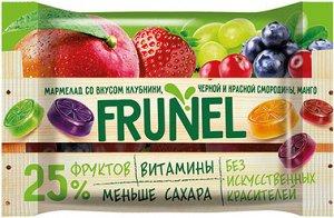 Жевательный мармелад «Frunel» ассорти вкусов