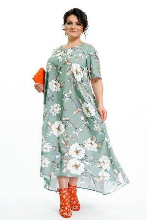 Платье-8061