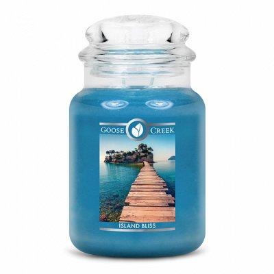 Аромасвечи VOLUSPA💕Волшебный аромат Вашего дома — Свечи Goose Creek в большой банке — Свечи и подсвечники