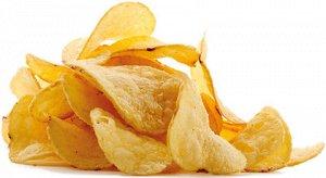 Чипсы весовые со вкусом сметаны и лука