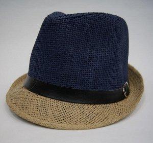 Шляпа двухцветная