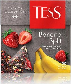 Чай Тесс пирамида Banana split  1.8 г 1/20/12