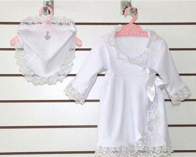 PuZZiki. Детская одежда от 0 до 12 лет. Новинки! — Крестильные наборы для малышей — Одежда