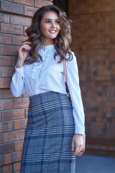 Распродажи и новинки_Женская одежда_VALENTINAdresses™-67 — Блузки — Блузы