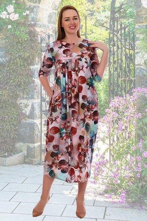 Платье Клен