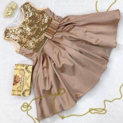 PuZZiki. Детская одежда от 0 до 12 лет. Новинки! — Нарядные платья — Платья и сарафаны