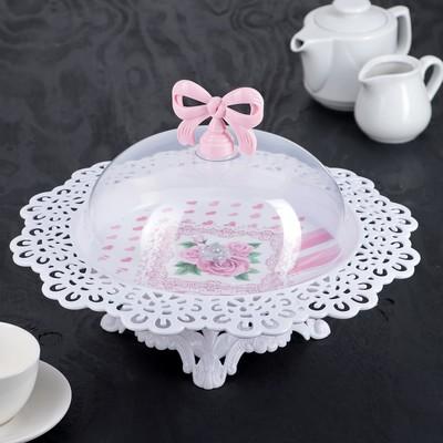 Счастливая Кухня-Посуда для Комфортного быта !  — Тортовницы и подставки для торта — Салфетницы и подставки