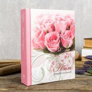 "Фотоальбом на 200 фото ""Букет роз"" Image Art 105 IA 10х15  см"