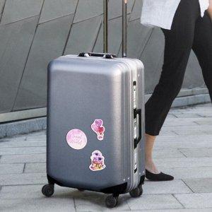 Наклейки на чемодан «Сладости и вкусности»
