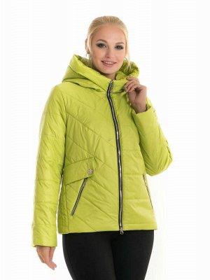 Молодёжная куртка от производителя Харьков Код: 65 лимонный
