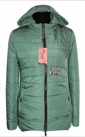 Демисезонная куртка от производителя. Весна Код: 86 мята