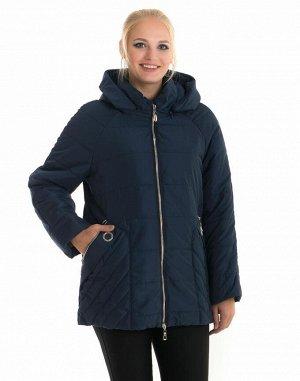 Куртка женская 80 Код: 80 синий