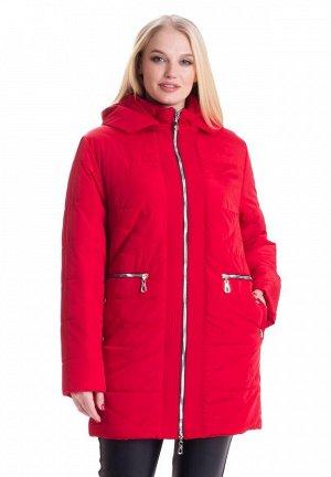 Куртка женская демисезонная 79 Код: 79 красный