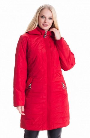 Женская демисезонная куртка от производителя Код: 3 красный