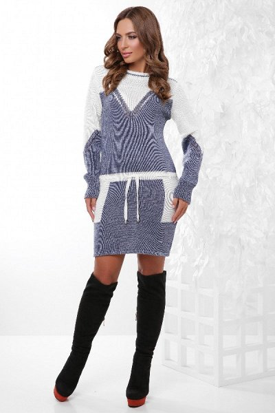MarSe,Palvira-Мода и стиль!-44 — MarSe  вязаные платья, туники — Платья