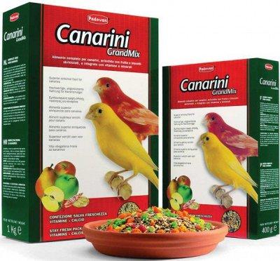 Зверьё Мое — корма, лакомства, аксессуары.  — Padovan - корм для птиц и грызунов — Корма