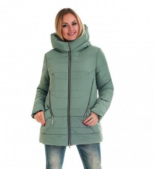 Стильная зимняя куртка Код: 41-1 мята