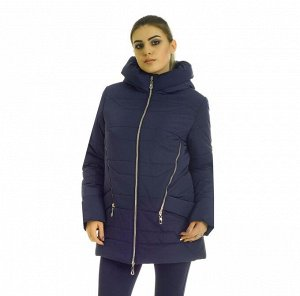 Зимняя женская куртка от производителя Код: 41-1 синий