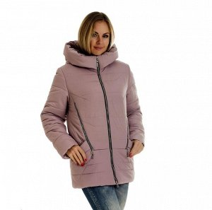 Зимняя куртка от производителя Код: 41-1 пудра