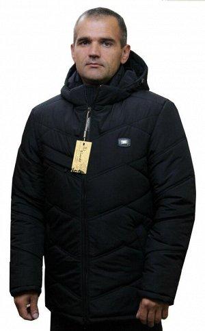 Мужская куртка от производителя Код: 7 черный