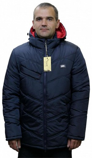 Куртка мужская зима Код: 7 синий