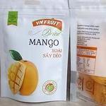 Манго Бестселлер Богат витаминами А, В, С, D и Е. содержание витамина С доходит до 175мг на 100г мякоти плода. здесь же полезные седогептулоза фруктоза, мальтоза, манногептулоза.