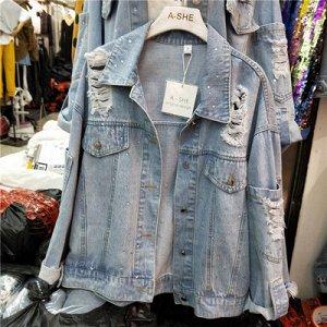 Куртки Размер M (ОГ 119 см, длина 61 см), L  (ОГ 121 см, длина 63 см)