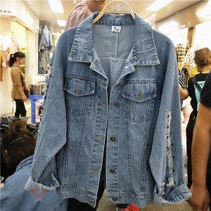 Куртки ОГ 106 см, длина рукава 74 см, длина 57 см