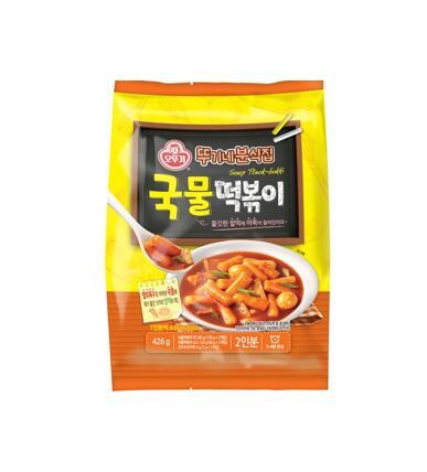 Только Корея, лапша, соусы, снеки. НОВИНКИ и СКИДКИ! — Рисовые клецки — Быстрое приготовление