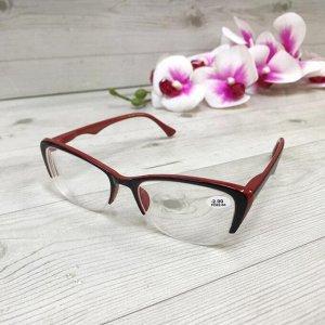 Очки для зрения с диоптриями!