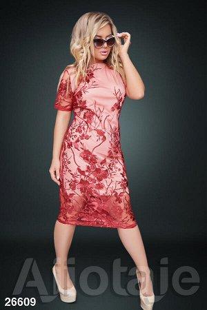 Платье - 26609
