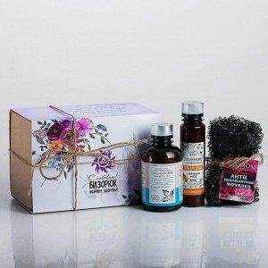 Подарочный набор с органической косметикой на 8 марта для ванн