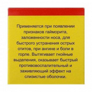 "Мазь «Монастырская От гайморита», 25 мл, ""Бизорюк"""